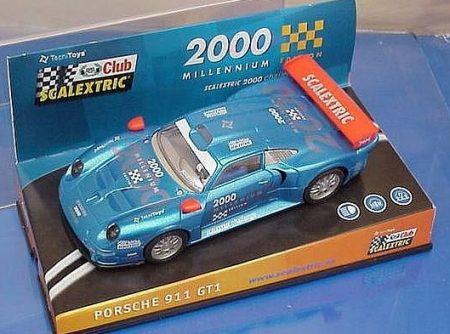coche club scalextric 2000