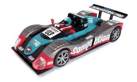 coche club scalextric 2003