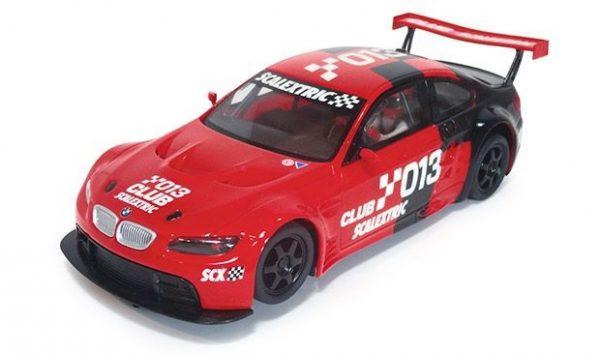 coche club scalextric 2013