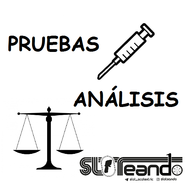 pruebas y análisis Sloteando