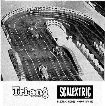 circuito historia de scalextric